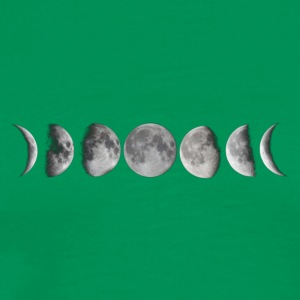 Moon phases - Men's Premium T-Shirt