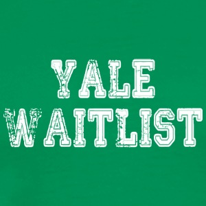 Yale Waitlist - Men's Premium T-Shirt