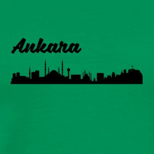 Ankara Skyline - Men's Premium T-Shirt