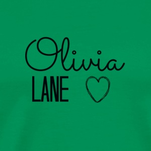 Olivia Lane Heart - Men's Premium T-Shirt