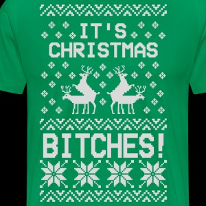 It's Christmas Bitches Ugly Sweater Humping Reinde
