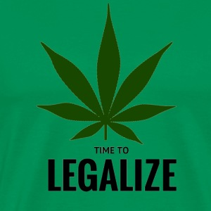 TIME TO LEGALIZE MARIJUANA