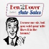 Funny Used Car Salesman Sales Joke - Women's Premium T-Shirt