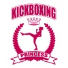 kickboxing princess - Women's Premium T-Shirt