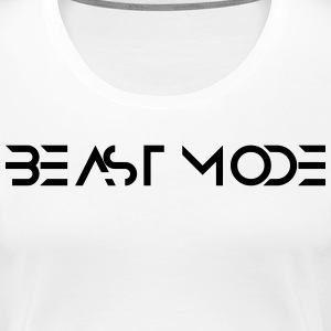 Beast | Gym Outfit - Women's Premium T-Shirt