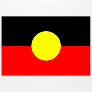 ABORIGINAL FLAG - Women's Premium T-Shirt