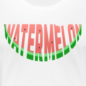 Watermelon! - Women's Premium T-Shirt