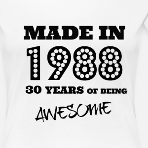 Made in 1988 - 30th bday