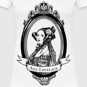 Ada Lovelace - Women's Premium T-Shirt