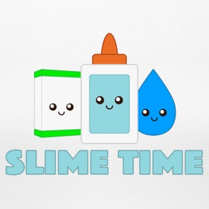 Slime Time - Women's Premium T-Shirt