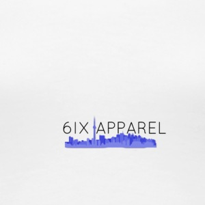 6IX APPAREL /// TORONTO - Women's Premium T-Shirt
