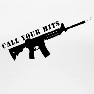 Call Your Hits - Women's Premium T-Shirt