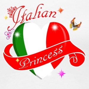 Italian Princess designs - Women's Premium T-Shirt