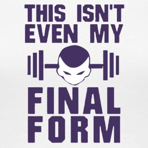 Final Form - Women's Premium T-Shirt