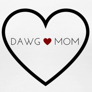 Dawg Mom - Women's Premium T-Shirt