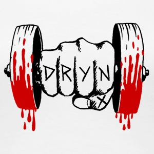 Bloody DRYNX fist - Women's Premium T-Shirt