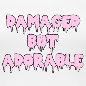 Damaged but adorable - Women's Premium T-Shirt