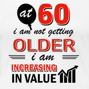 Funny 60 year old gifts - Women's Premium T-Shirt