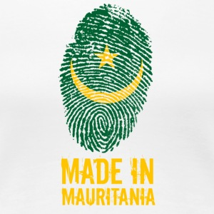 Made In Mauritania / موريتانيا - Women's Premium T-Shirt