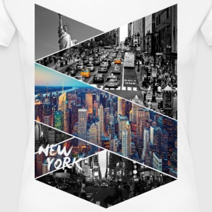 New York City T-shirt - Women's Premium T-Shirt