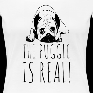 The Puggle Is Real Pugs Snuggle Love Dog Owner Pug