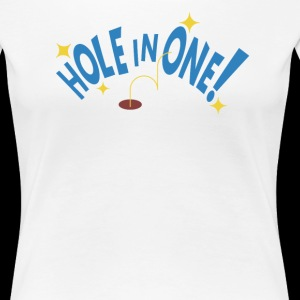Hole In One Golfing Passion Grandad Parents For Everyone