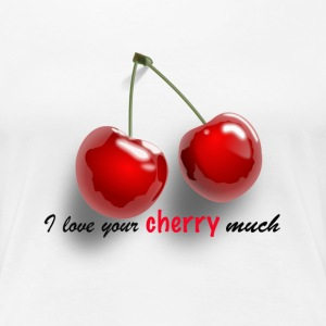 Cherry and funny quote