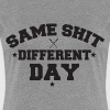 Same Sh!t Different Day - Women's Premium T-Shirt