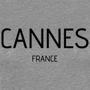 Cannes - Women's Premium T-Shirt