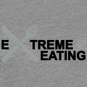 extreme eating - Women's Premium T-Shirt