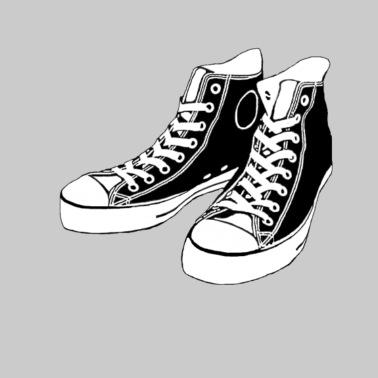0dc0dae3e162 Converse Stencil - Women s Premium T-Shirt