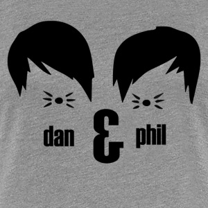 Dan And Phil - Women's Premium T-Shirt