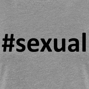 Hashtag #sexual