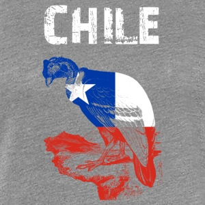Nation-Design Chile Condor - Women's Premium T-Shirt