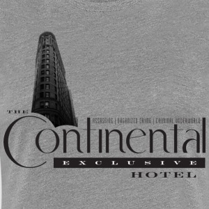 The Continental Hotel - Women's Premium T-Shirt