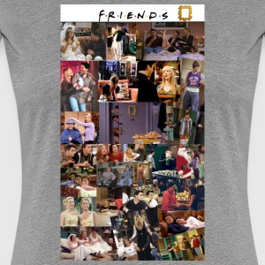 FRIENDS - Women's Premium T-Shirt