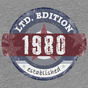 Limited Edition 1980 - Women's Premium T-Shirt