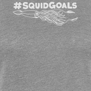 Squid Goals - Women's Premium T-Shirt