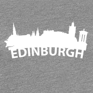 Arc Skyline Of Edinburgh Scotland - Women's Premium T-Shirt