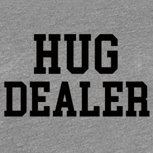 hug dealer - Women's Premium T-Shirt