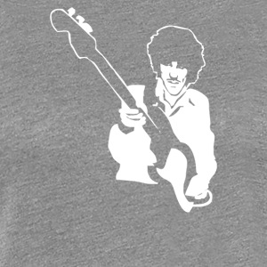 Phil Lynott - Women's Premium T-Shirt