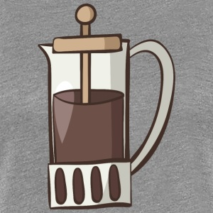 coffee - Women's Premium T-Shirt