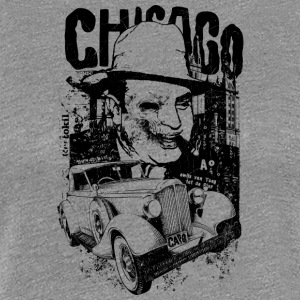 chicago - Women's Premium T-Shirt