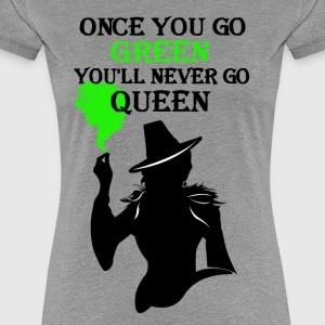 Wicked Always Wins! Zelena - Women's Premium T-Shirt