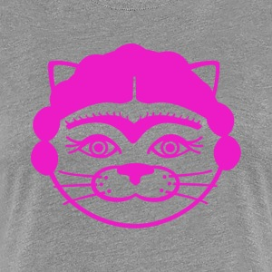Kitty Frida - Women's Premium T-Shirt