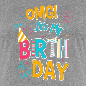OMG! It's My Birthday