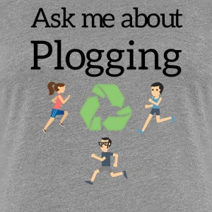 Ask me about Plogging