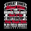 Hockey Girls: Only Tough Girls Play Field Hockey - Women's Premium T-Shirt