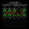 Merry Flippin' Christmas - Women's Premium T-Shirt