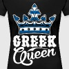Greek Queen Tshirt - Women's Premium T-Shirt